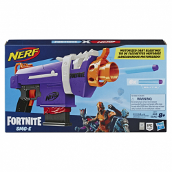 Nerf SMG