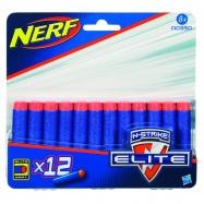 Hasbro Nerf N-Strike - Zestaw 12 Strzałek Elite
