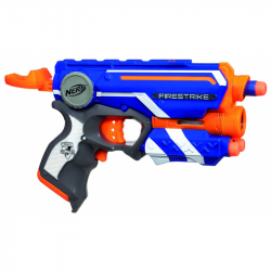 NERF elite pištoľ s laserovým zameriavaním