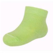 Kojenecké bavlněné ponožky New Baby zelené