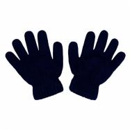 Dětské zimní rukavičky New Baby tmavě modré