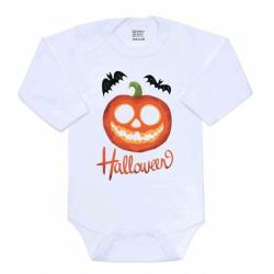 Body z nadrukiem New Baby Halloween