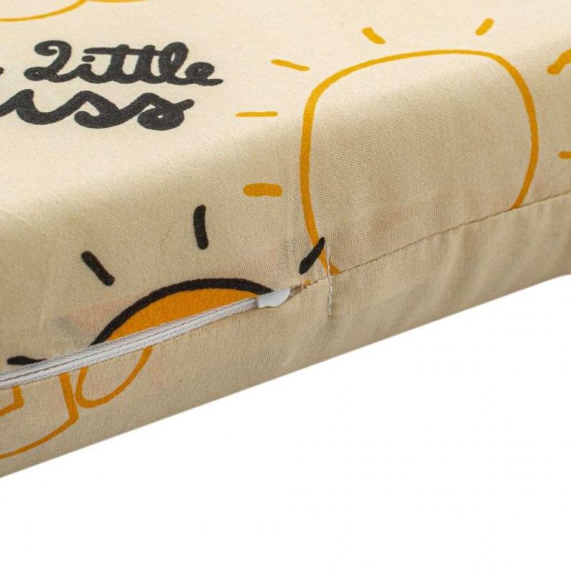 Detský matrac New Baby 120x60 molitan-kokos oranžová obrázky