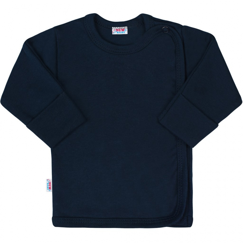 Kojenecká košilka New Baby Classic II Kluk 3ks
