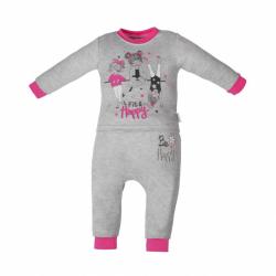 Dojčenské tepláčky a tričko Fit and Happy New Baby