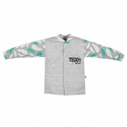 Dziecięca bawełniana kurtka New Baby Wild Teddy