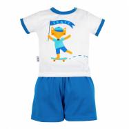 Dojčenská súprava tričko a kraťasky New Baby Liška