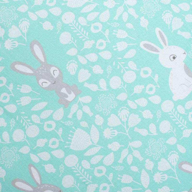 Uniwersalna poduszka do karmienia w kształcie mięty C New Baby Rabbits
