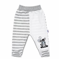 Dojčenské bavlnené polodupačky New Baby Zebra exclusive