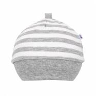 Kojenecká bavlněná čepička New Baby Zebra exclusive