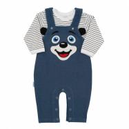 2-dielna kojenecká súprava New Baby For Babies modrá