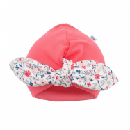 Dívčí čepička turban New Baby For Girls