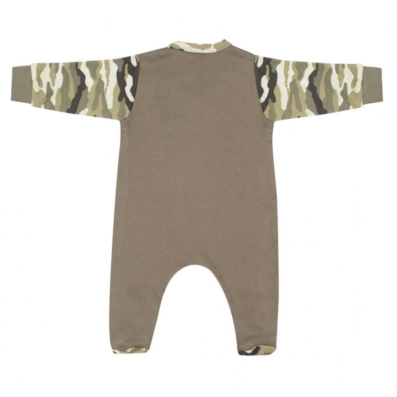 Kojenecký overal New Baby Army boy