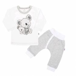 Kojenecké tričko s dlohým rukávem a tepláčky New Baby Koala Bears