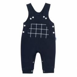 Detské lacláčky New Baby Cool modré