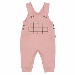 Detské lacláčky New Baby Cool ružové
