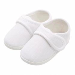 Dojčenské capačky New Baby Linen biele 6-12 m