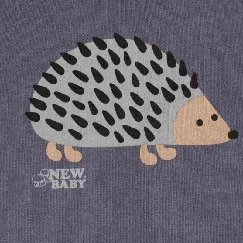Kapcie niemowlęce New Baby Hedgehog