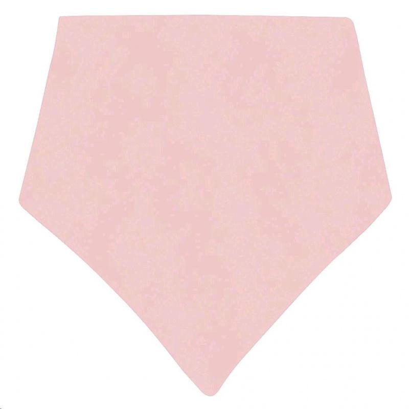 Kojenecká čepička s šátkem na krk New Baby Missy růžová