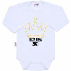 Body s potiskem New Baby Dieťa roka 2021