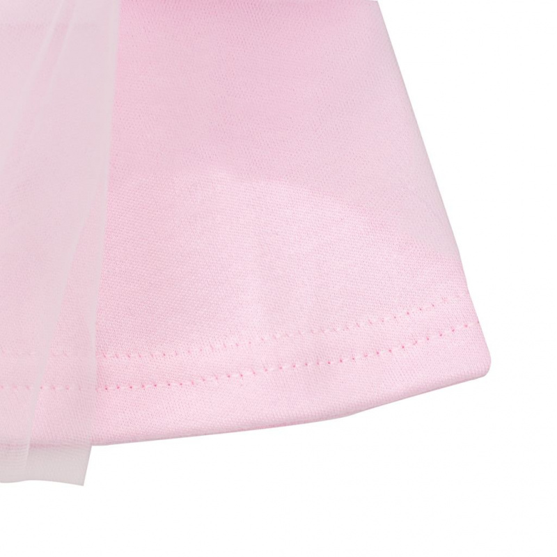Dojčenská tylová suknička s bavlnenou spodničkou New Baby Little Princess