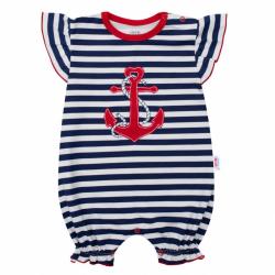 Dievčenskú letné overal New Baby Marine