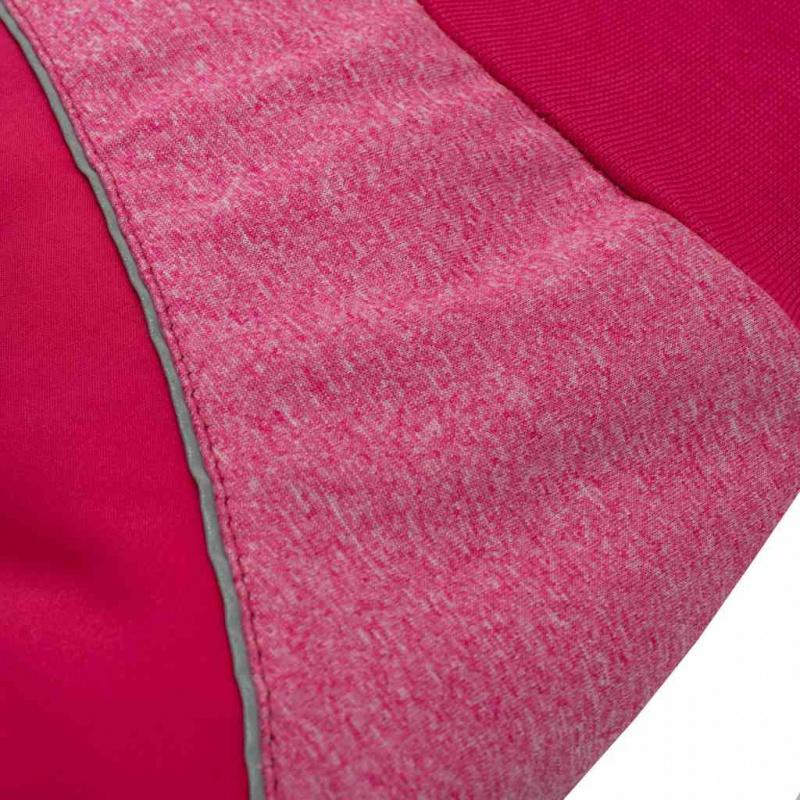 Softshellové dojčenské nohavice New Baby ružové