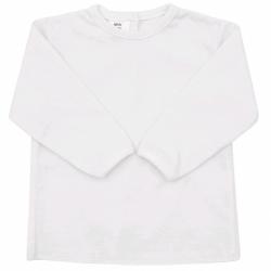 Bluzka New Baby w kolorze białym