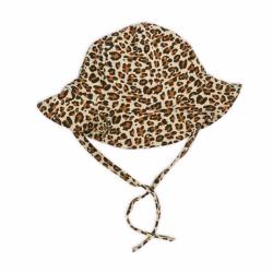 Dojčenská bavlnená čiapočka-klobúčik Nicol Mia