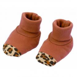 Dojčenské bavlnené capáčky Nicol Mia