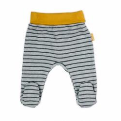 Dojčenské bavlnené polodupačky Nicol Prince Lion