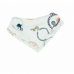 Kojenecký šátek na krk Nicol Fox Club