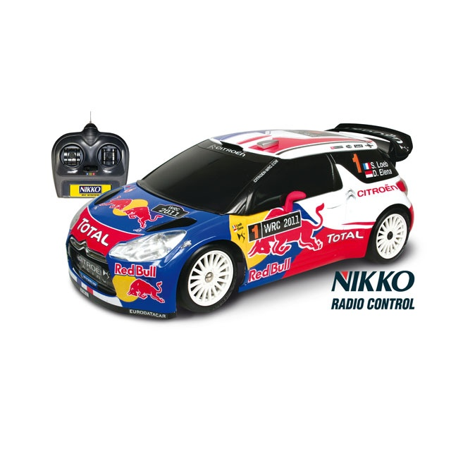 Citroen DS3 WRC ass. Red Bull, Abu Dhabi