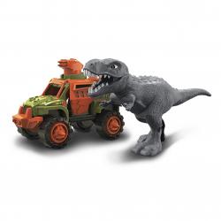 Truck a dinosaurus