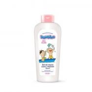 NIVEA Dětský mycí gel BAMBINO na tělo i vlásky - Bolek a Lolek, 400ml