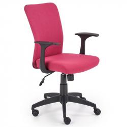 Študentská otočná stolička NODY Pink