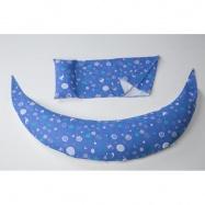 NUVITA Dream Wizard multifunkční polštář, Boy Blue