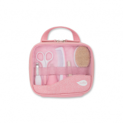 Kosmetická sada pro miminka, Pastel pink