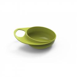 NUVITA Plastové misky 2ks, zelená