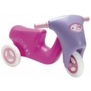 Dětské odrážedlo moped Scarlett 50 růžové