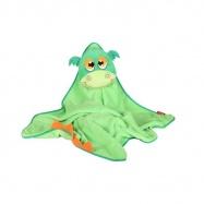 OKIEDOG dětská cestovní deka s polštářkem, DRAGON
