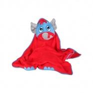 OKIEDOG dětská cestovní deka s polštářkem, ELEPHANT