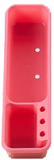 Kastlík na tužky růžový (+199Kč)