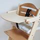 jídelní pultík a botičky v barvě židle (+1 438Kč)
