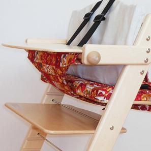 Sada jídelní pultík, kalhotky a stabilizační botičky k židli Jitro (+1 420Kč)
