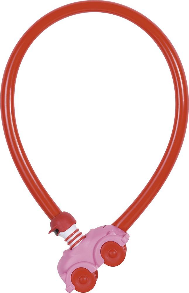 Zámek na kolo – pink (+329Kč)