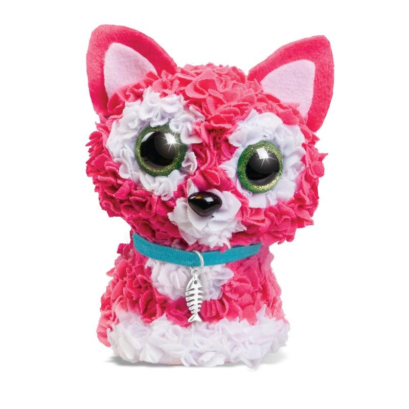 figurka kreativní, kočka 3D