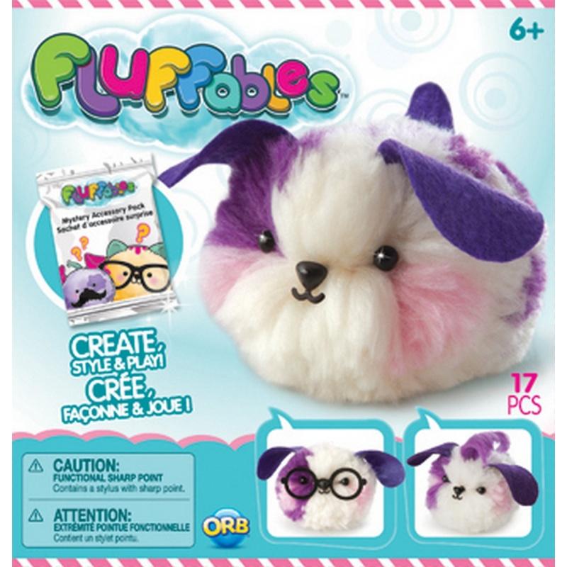 kreativní výroba Fluffables - Nugget