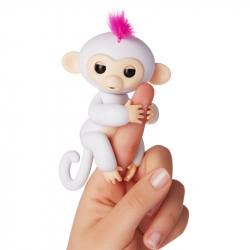 Fingerlings - Opička Sophie biela