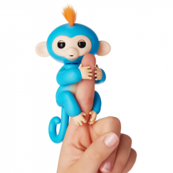 Fingerlings - Opička Boris modrá
